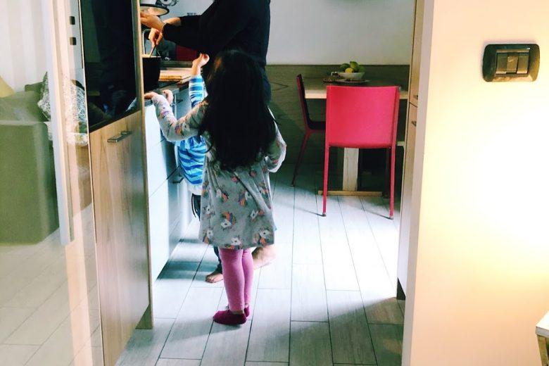 Benvenuti alla mia piccola cucina!